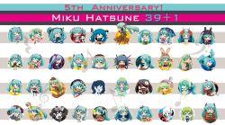 39 6+girls aimaina character_name chibi chibi_miku chocolate_train_(vocaloid) colorful_pop_beat_(vocaloid) deep_sea_girl do_re_mi_fa_rondo_(vocaloid) doremifa_rondo_(vocaloid) gaikotsu_gakudan_to_riria_(vocaloid) hachune_miku hato_(vocaloid) hatsune_miku hello_planet_(vocaloid) highres kagerou_days_(vocaloid) karakuri_pierrot_(vocaloid) kocchi_muite_baby_(vocaloid) laika_(vocaloid) lonely_heart_(vocaloid) long_hair lots_of_laugh_(vocaloid) marionette_(vocaloid) melt_(vocaloid) miracle_paint_(vocaloid) multiple_girls mushroom_mother_(vocaloid) musunde_hiraite_rasetsu_to_mukuro_(vocaloid) nisoku_hokou_(vocaloid) panda_no_kodomo_(vocaloid) poppippoo_(vocaloid) project_diva project_diva_(series) project_diva_2nd puzzle_(vocaloid) raujika_(vocaloid) saihate_(vocaloid) sakura_no_ame_(vocaloid) sakura_zensen_ijou_nashi_(vocaloid) shinkai_shoujo_(vocaloid) shotgun_lovers_(vocaloid) smiley_x_smiley_(vocaloid) songover spica_(vocaloid) starduster_(vocaloid) sugar_chocolate_waffle_(vocaloid) sweet_devil_(vocaloid) sweetiex2_(vocaloid) torinoko_city_(vocaloid) tottsuan tsubaki_no_hana_(vocaloid) twintails ura-omote_lovers_(vocaloid) vocaloid voice_(vocaloid) yoku_aru_rinne_to_neko_no_hanashi_(vocaloid) yubikiri_(vocaloid)