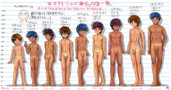 6+boys abs age_chart age_comparison age_difference age_progression blush censored chart height_chart mosaic_censoring multiple_boys muscle nude original penis shota size_difference smile tagme takenokoya tan tanline testicles v rating:Explicit score:21 user:harucho