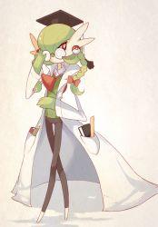 alternate_costume gardevoir pokemon pokemon_(game) pokemon_oras sally_(yuki-menoko)