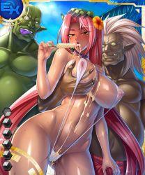 1girl ingrid_(taimanin_asagi) kagami_hirotaka tagme taimanin_asagi taimanin_asagi_battle_arena