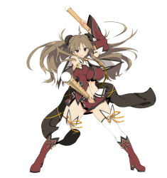 official_art renka_(senran_kagura) sayuri_(senran_kagura) senran_kagura senran_kagura:_estival_versus senran_kagura_(series)