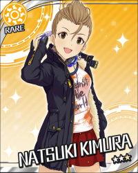 idolmaster idolmaster_cinderella_girls kimura_natsuki tagme