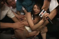 animated animated_gif asian haruka lowres news_reporter photo rape sddl319 serizawa what you_gonna_get_raped