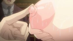 animated animated_gif breasts huge_breasts niku_mesu_r30 nipples