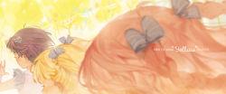 3girls araki_rena blonde_hair braid ekao from_side hair_ribbon head_out_of_frame interlocked_fingers long_hair multiple_girls nishizono_honoka pink_hair purple_hair ribbon short_hair tokyo_7th_sisters two_side_up uesugi_u_kyouko wrist_cuffs