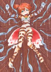 blush kasumi_(pokemon) nipples pokemon tentacle