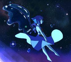 blue blue_hair blue_skin lapis_lazuli_(steven_universe) steven_universe wings