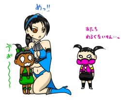 age_difference dark_skin jade kitana mileena mortal_kombat size_difference translation_request younger