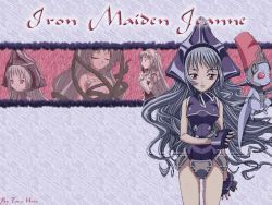 iron_maiden_jeanne shaman_king tagme wallpaper