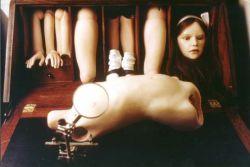 arm bow doll head headless leg loli mannequin photo ryo_yoshida socks
