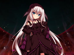 11eyes 1girl artist_request character_request female lolita_fashion official_art solo