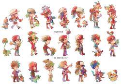 00s 10s 6+boys 6+girls 90s anniversary blue_(pokemon) bulbasaur calme_(pokemon) chibi chikorita copyright_name crystal_(pokemon) cyndaquil drifloon eevee fennekin fletchling froakie gold_(pokemon) haruka_(pokemon) highres hikari_(pokemon) hue_(pokemon) jun_(pokemon) kouki_(pokemon) kyouhei_(pokemon) mei_(pokemon) mitsuru_(pokemon) mudkip multiple_boys multiple_girls n_(pokemon) ookido_green ookido_green_(classic) oshawott pancham pikachu piplup pokemon pokemon_(creature) pokemon_(game) pokemon_bw pokemon_bw2 pokemon_dppt pokemon_gsc pokemon_rgby pokemon_rse pokemon_xy profile purrloin ralts red_(pokemon) red_(pokemon)_(classic) serena_(pokemon) silver_(pokemon) snivy squirtle syerii tepig totodile touko_(pokemon) touya_(pokemon) treecko turtwig victini wingull yuuki_(pokemon) zorua