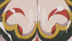 animated animated_gif armor bouncing_breasts breasts hayate_no_gotoku! large_breasts