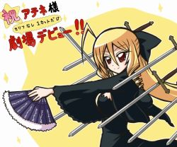 blonde_hair drill_hair hayate_no_gotoku! long_hair red_eyes reverse_(artist) tennousu_athena