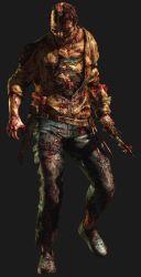 1boy afflicted belt capcom official_art resident_evil resident_evil_revelations resident_evil_revelations_2