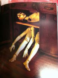 arm doll feet head leg loli mannequin photo ryo_yoshida torso