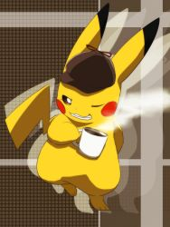 commentary_request detective_pikachu great_detective_pikachu:_the_birth_of_a_new_duo pikachu pokemon