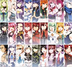 aisha_(elsword) amy_aruha ara_han arme_glenstid armor asin_tairin bandage black_hair blonde_hair blue_eyes blue_hair brown_hair chung demon dio_burning_canyon edel_frost elesis elesis_sieghart elf elsword elsword_(character) ercnard_sieghart eve_(elsword) flower grand_chase green_eyes green_hair hair_flower hair_ornament hair_over_one_eye hair_tubes headband heart heterochromia jewelry jin_kaien lass_isolet ley_von_crimson_river lime_serenity lire_eryuell long_hair mari_ming_onette mask necklace orange_eyes orange_hair pink_eyes pink_hair pointy_ears ponytail purple_eyes purple_hair raven_(elsword) red_eyes red_hair rena_(elsword) rin_(grand_chase) ronan_erudon rufus_wilde ryan_woodguard short_hair smile twintails veigas_terre whiskers white_hair wink yellow_eyes zero_zephyrum