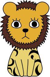 close-up emblem girls_und_panzer heita0524 highres leopon_(animal) no_humans simple_background white_background