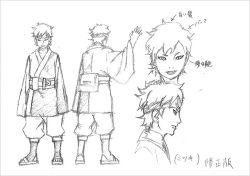 1boy male mitsuki__(naruto) naruto official_art