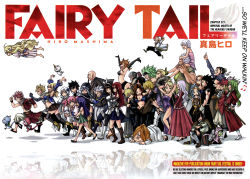 character_request everyone fairy_tail mashima_hiro official_art walking
