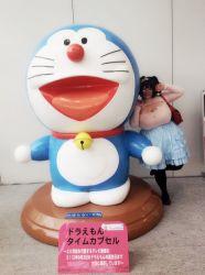 1girl asian black_hair breasts fat hoshima_mika huge_breasts photo plump solo