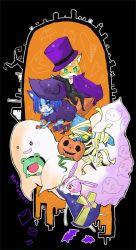 falco_lombardi fox_mccloud furry halloween krystal lucy_hare nintendo slippy_toad star_fox