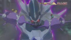1boy dialga latias latios pikachu pokemon pokemon_(anime) satoshi_(pokemon) tagme