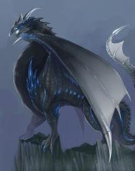dragon kanna_jun no_humans pixiv_fantasia pixiv_fantasia_5