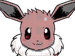 animated animated_gif eevee pokemon sylveon tagme
