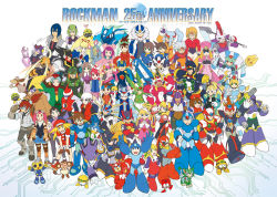 2012 6+boys 6+girls absolutely_everyone aile albert_w_wily alouette_(rockman_zero) anniversary aquaman ashe_(rockman) ayanokouji_yaito balloon barrel_caskett beard beat_(rockman) bird black_hair blonde_hair blue_eyes blue_hair blues_(rockman) blues_exe bomberman_(rockman) bon_bonne brown_hair bubbleman capcom cat character_request cheering ciel_(rockman) colonel cosplay crossover crowd curly_hair cutman cyber_elves dog doujinshi dress drill_hair dual_persona eddie_(rockman) elecman everyone facial_hair fafnir fireman forte_(rockman) ghost girouette glasses gloves glyde goggles gospel green_eyes green_hair grey_(rockman) gutsman hairband harp_note harpuia hat headband helmet hibiki_misora hikari_netto hivolt_the_raptoroid hoshikawa_subaru iceman ijuuin_enzan instrument iris iroaya_madoi kobun koya10305 layer leviathan_(rockman) long_hair mascot metool model_a model_zx multiple_boys multiple_girls multiple_persona nettonabi official_art omega_(rockman) pandora_(rockman) pet phantom_(rockman) pharaohman photo pink_hair ponytail poster prometheus_(rockman) quickman red_eyes reggae reploid ribbon robot rock_volnutt rockman rockman_(character) rockman_(classic) rockman_9 rockman_dash rockman_exe rockman_exe_(character) rockman_x rockman_x4 rockman_zero rockman_zx roll roll_(cosplay) roll_caskett roll_exe rush_(rockman) ryuusei_no_rockman sakurai_meiru shirogane_luna short_hair sigma sniper_joe tango_(rockman) teisel_bonne thomas_light toadman tomahawkman tron_bonne twin_drills twintails vent virus wallpaper warrock white_hair woodman x_(rockman) yellow_devil zero_(rockman)