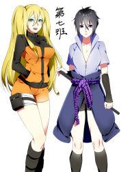 genderswap naruko naruto tagme uchiha_sasuke uzumaki_naruto