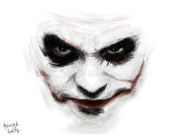 1boy artist_name dc injustice:_gods_among_us looking_at_viewer solo the_joker