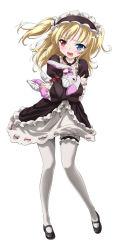 boku_wa_tomodachi_ga_sukunai hasegawa_kobato heterochromia official_art thighhighs twintails