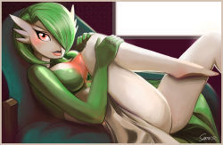 breasts gardevoir large_breasts pokemon tagme