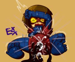 latex loli marvel spider-girl spider-man_(series) tentacle tomboy venom