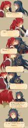 2girls fire_emblem kiss lucina yuri