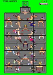 6+girls all_the_way_through anal angel_(kof) animated animated_gif asamiya_athena blonde_hair bonne_jenet brown_hair capcom capcom_fighting_jam creature_inside crossover fatal_fury game ingrid iroha king_of_fighters lei_lei m.u.g.e.n marvel marvel_vs._capcom melty_blood mo2 monster morrigan_aensland multiple_girls oral parasite pixel_art psylocke q-bee rainbow_mika rockman rockman_(classic) rockman_dash roll samurai_spirits shiranui_mai snk son_son street_fighter street_fighter_zero street_fighter_zero_3 tron_bonne tsukihime vaginal vampire_(game) what white_hair worms x-men