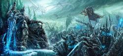 armor arthas_menethil banner dragon frostmourne full_armor highres lich_king skull snow sword undead undead_dragon warcraft weapon world_of_warcraft