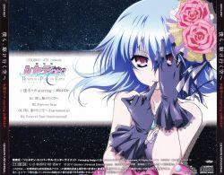blue_hair dress hayate_no_gotoku! highres red_eyes short_hair suirenji_ruka