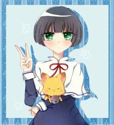 commentary_request fox gugure!_kokkuri-san harukano highres ichimatsu_kohina kokkuri-san_(gugukoku)