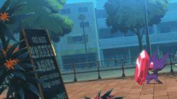 animated animated_gif battle jewelry kicking mega_lopunny mega_pokemon mega_sableye no_humans pokemon thighs troll