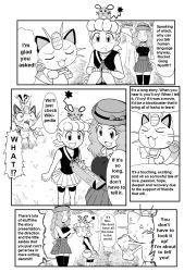 eureka_(pokemon) gouguru pokemon serena_(pokemon) translated