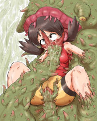 crystal_(pokemon) hun monster peril pokemon rape tentacle tentacle_rape vore