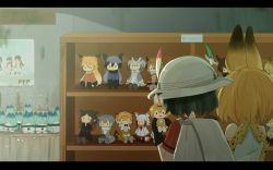 2girls :< :3 alpaca_suri animal_ears annin_musou antlers backpack bag bare_shoulders bird_tail bird_wings black_bow black_bowtie black_footwear black_gloves black_hair black_jacket black_shoes blazer blonde_hair blue_jacket bow bowtie brown_coat brown_hair bucket_hat buttons cat_ears character_doll coat collar commentary_request crested_ibis_(kemono_friends) doll drawstring elbow_gloves emperor_penguin_(kemono_friends) eurasian_eagle_owl_(kemono_friends) ezo_red_fox_(kemono_friends) fox_ears frilled_sleeves frills from_behind full_body fur-trimmed_sleeves fur_collar fur_trim gentoo_penguin_(kemono_friends) gloves gradient_hair grey_coat grey_gloves grey_hair grey_swimsuit hair_between_eyes hat hat_feather head_wings headphones hippopotamus_(kemono_friends) hippopotamus_ears holding_doll hood hooded_jacket humboldt_penguin_(kemono_friends) indoors jacket jaguar_(kemono_friends) jaguar_ears jaguar_print jaguar_tail kaban kemono_friends leather leather_suit leotard letterboxed lion_(kemono_friends) lion_ears long_hair long_sleeves lucky_beast_(kemono_friends) mary_janes moose_(kemono_friends) moose_ears multicolored multicolored_clothes multicolored_hair multicolored_jacket multicolored_swimsuit multiple_girls northern_white-faced_owl_(kemono_friends) one-piece_swimsuit open_clothes open_jacket open_mouth orange_hair orange_jacket otter_(kemono_friends) otter_ears otter_tail pantyhose pink_hair pleated_skirt poster_(object) red_hair red_legwear red_shirt red_skirt rock sand_cat_(kemono_friends) serval_(kemono_friends) serval_ears serval_print shelf shirt shoe_soles shoes short_hair short_sleeves silver_fox_(kemono_friends) skirt sleeveless sleeveless_shirt standing striped striped_clothes striped_hood striped_hoodie striped_tail swimsuit tail translation_request triangle_mouth tsuchinoko_(kemono_friends) two-tone_hair upper_body wavy_hair white_bow white_bowtie white_coat white_hair white_hat white_jacket white_leotard white_shirt white_swimsuit wide_sleeves wings yellow_gloves |_|