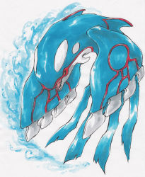 absurdres highres kyogre no_humans pokemon pokemon_(creature)