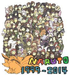 akamaru_(naruto) character_request chibi everyone haruno_sakura hatake_kakashi hyuuga_hinata hyuuga_neji kurama_(naruto) mitarashi_anko namikaze_minato nara_shikamaru naruto nohara_rin otsutsuki_kaguya rock_lee sai senju_hashirama senju_tobirama temari tenten tonton_(naruto) tsunade uchiha_itachi uchiha_madara uchiha_obito uchiha_sasuke uzumaki_kushina uzumaki_naruto