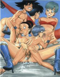 age_difference anal_fingering animated animated_gif bulma chichi cum cum_in_mouth cum_in_pussy cum_inside cumdrip deep_throat dildo dragonball_z erection fellatio fingering group_sex high_heel_boots high_heels incest milf mother_and_son nude orgasm pandora's_box penis sex shota son_goten straight_shota trunks_(dragon_ball) uncensored vaginal vaginal_penetration videl young