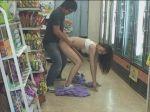 1girl animated asian nude photo public sex store webm